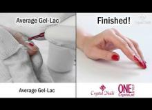 Embedded thumbnail for Average Gel- Lac vs. One Step CrystaLac